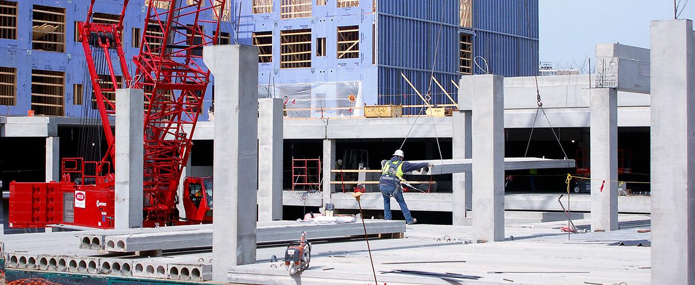 Precast Concrete Installation MN