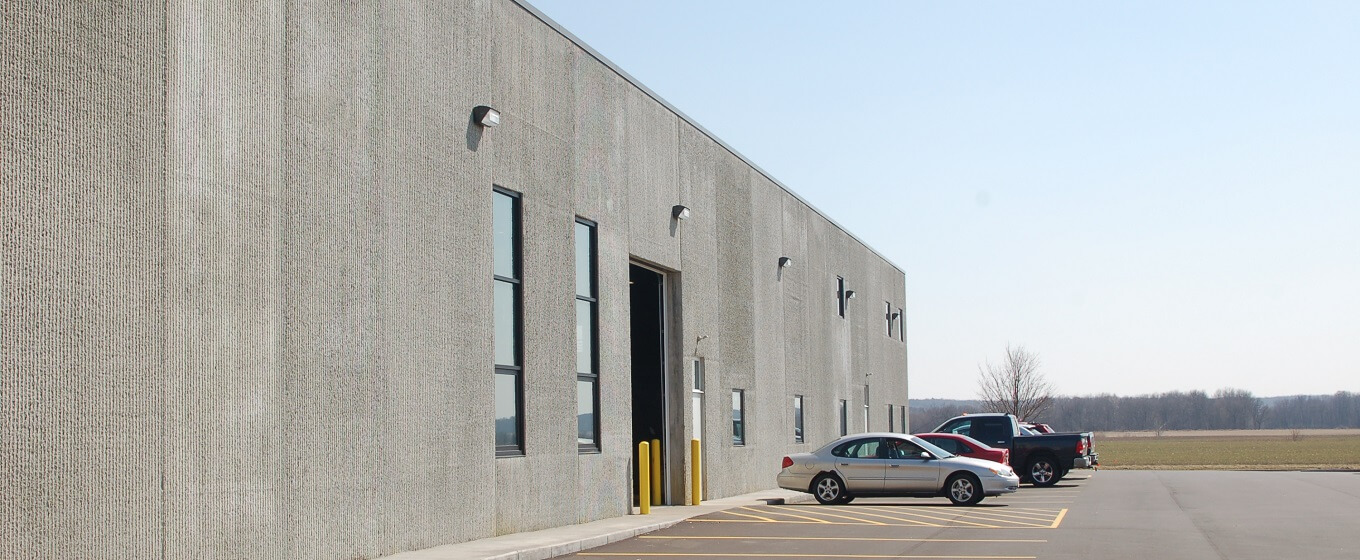 Precast Concrete Products for Manufacturing Facility Construction