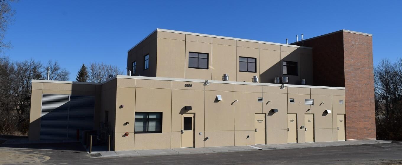 Precast Concrete Components for Government Buildings