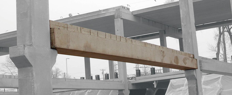 Precast Concrete Beams | Molin