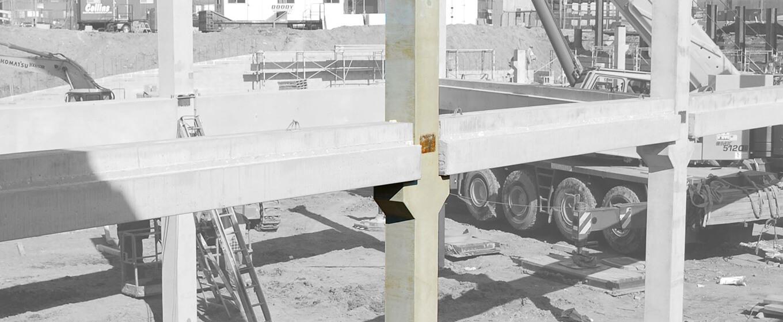 Precast Concrete Columns