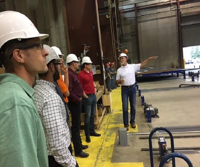 Molin Concreted Accredited Plant Tours